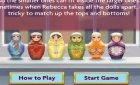 Игра Соберите Матрешек и создаю картинки винкс