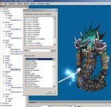 Model viewer WoW (������������ 3D �������) �������