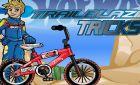 Игра по горам на велосипеде для сайта winx land