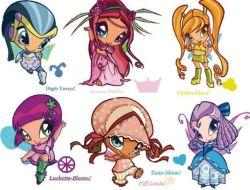 Пикси Винкс кто они такие? и игра для девочек!