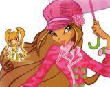 Аватары Winx Клуб с феей Флора и игра одевалка принцессы!