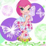 Авики Winx, аниме и игра для девочек в маге Moon Cat 5 часть!
