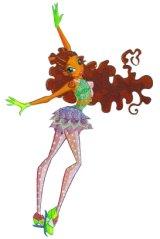Винкс фанфик волшебное угощение и манекены winx