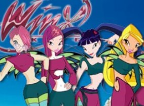 Арты Картинки Winx club, смотрите и голосуйте!